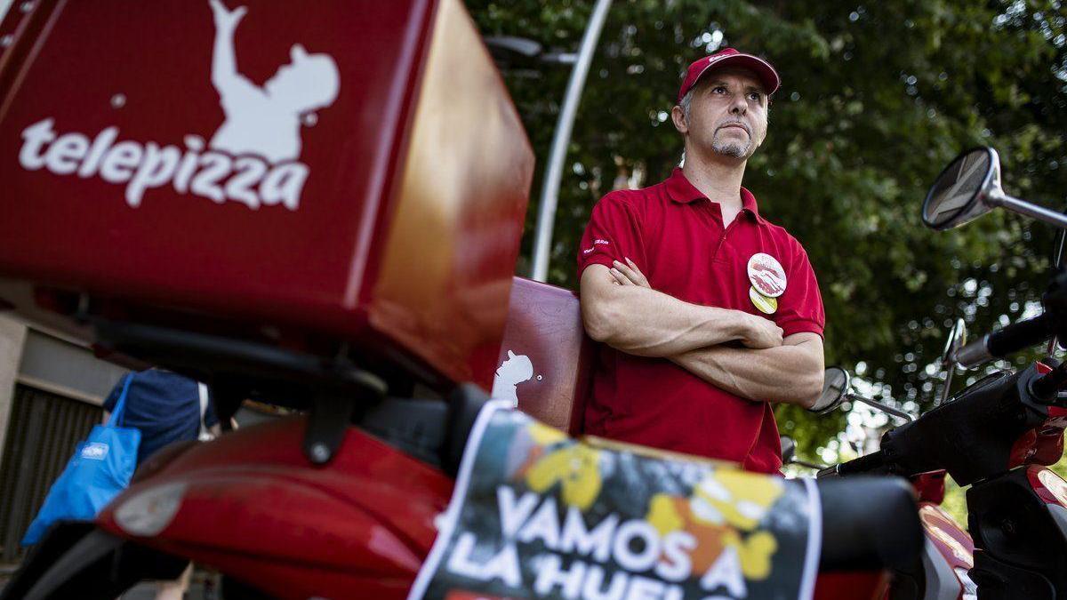 El Supremo avala el veto a que Telepizza geolocalice a sus 'riders' mientras reparten