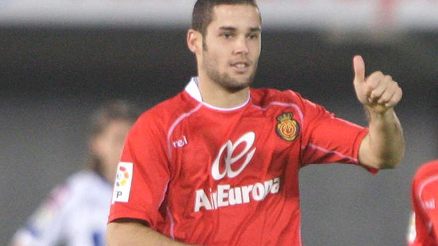 Mario Suárez, ¿de vuelta al Mallorca?