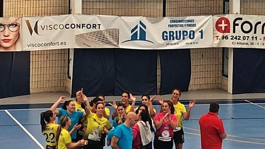 El Maristas Algemesí inicia la temporada regular con un empate ante el Mislata