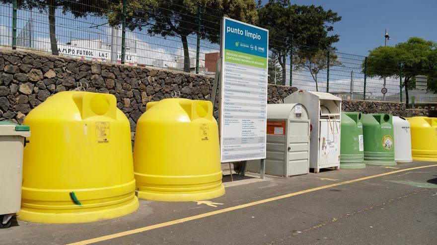 El Cabildo apela a la implicación ciudadana para impulsar el reciclaje en Tenerife