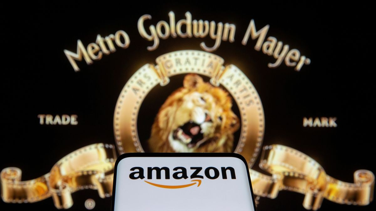 Amazon anunció este miércoles la compra del estudio de cine Metro-Goldwyn-Mayer.