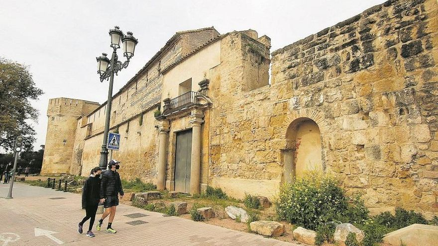 Urbanismo restaurará la entrada del Alcázar por el Paseo de la Ribera