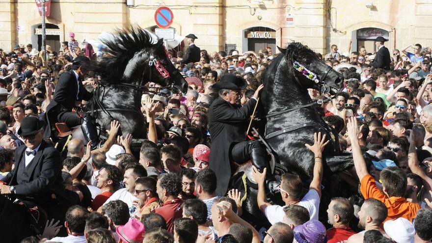 Ciutadella espera a cerca de 7.000 mallorquines en Sant Joan