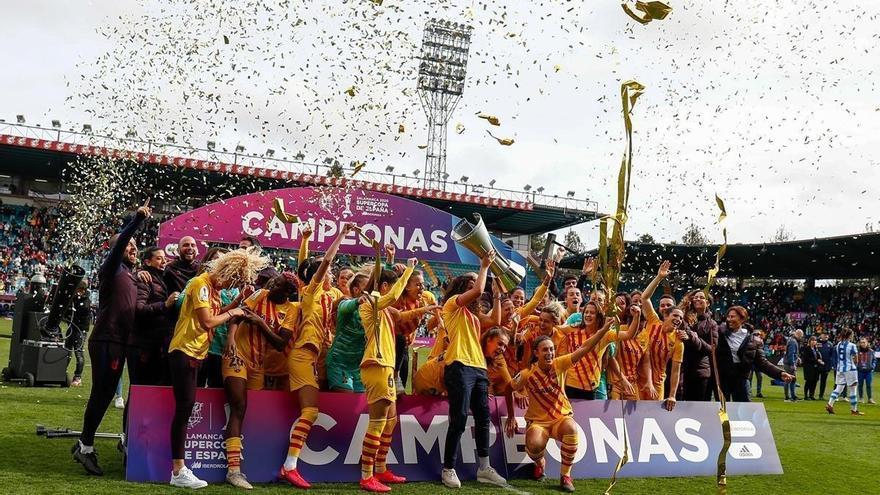El abismo del 10-1 de la Supercopa