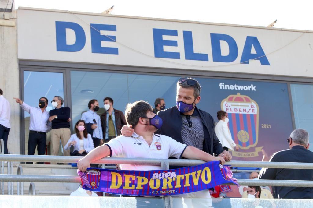 El Eldense consigue el ascenso a la Segunda RFEF
