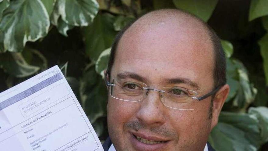 El expresidente de Murcia se sentará en el banquillo por prevaricación y fraude
