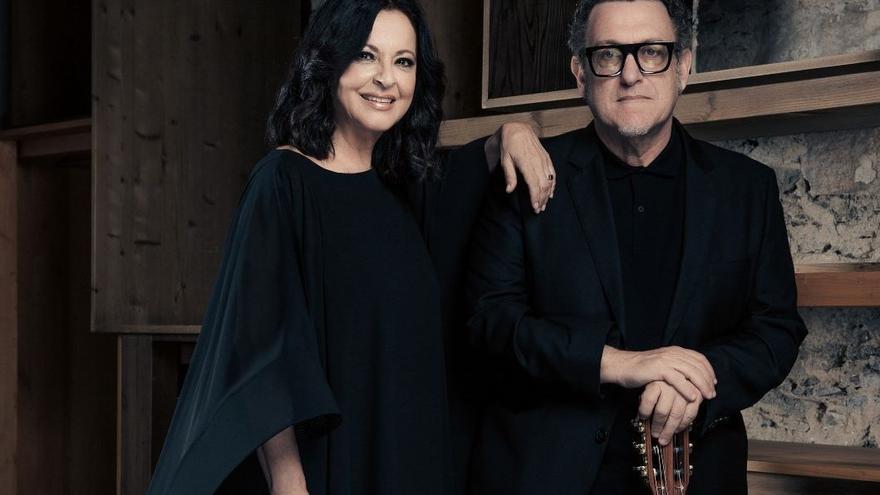 Olga Cerpa y Mestisay ofrecen el concierto 'Palosanto' en la Casa-Museo León y Castillo