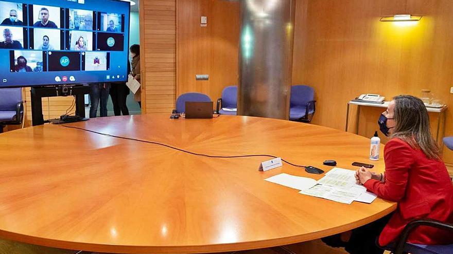 La Xunta volverá a reclamar al Gobierno las compensaciones a Chapela por la AP-9
