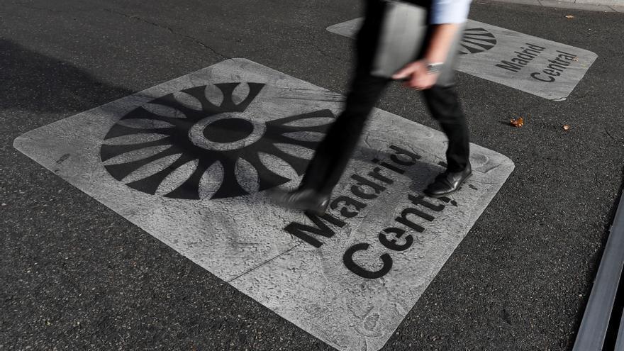 La justicia da diez días al Ayuntamiento de Madrid para desactivar Madrid Central