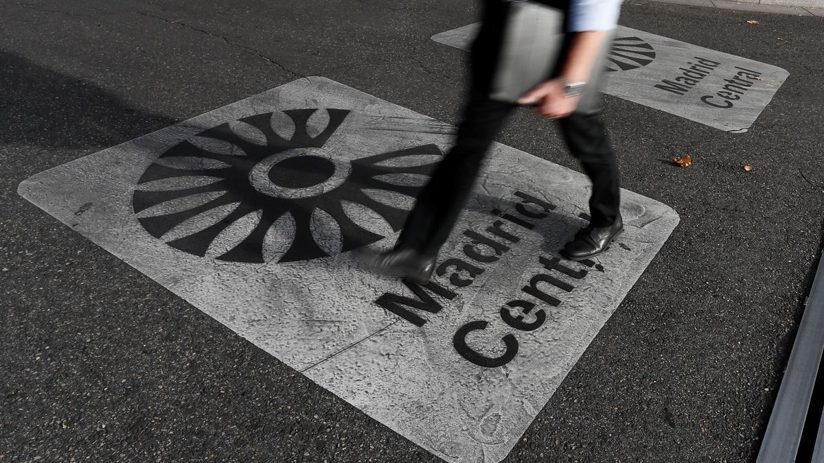 La Justicia notifica la orden para ejecutar la anulación de Madrid Central.
