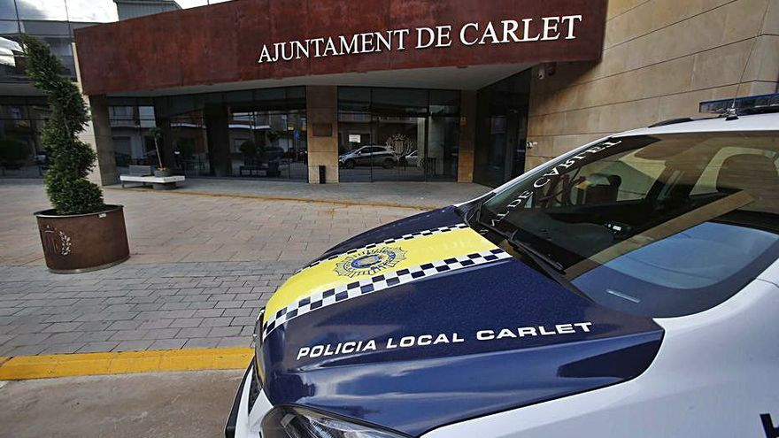 Carlet ya tramita más de 1.100 multas              por incumplir la normativa Covid