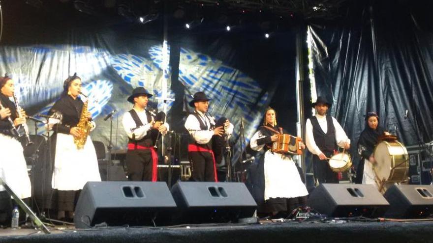Bergondo acoge este sábado la vigésima edición de 'Guísamo Folk'