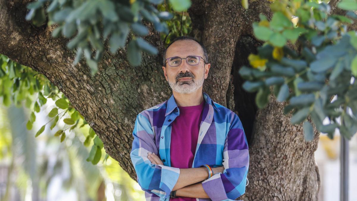 Octavio Salazar, en una imagen de archivo.