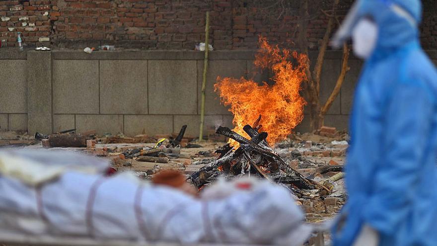 India, la tragedia que no cesa