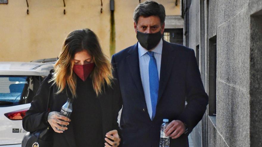 Dos años de prisión para el hombre que abusó sexualmente de Valeria Quer