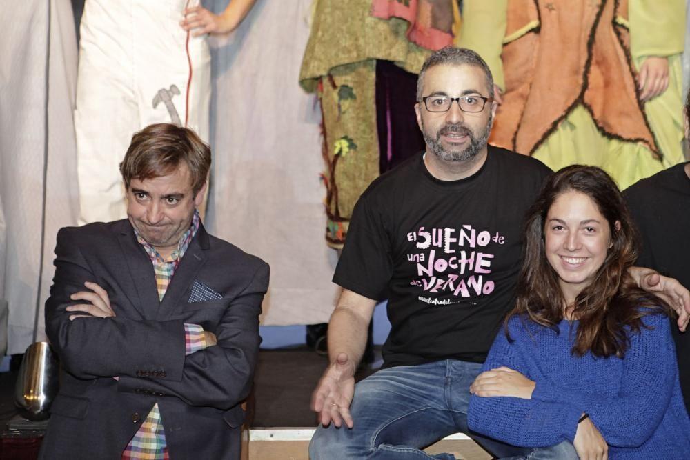 """Presentación de """"Teatro del Cuervo"""""""