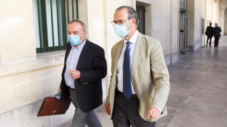 El redactor del PGOU de Alicante declara que nunca se guió para beneficiar a Enrique Ortiz