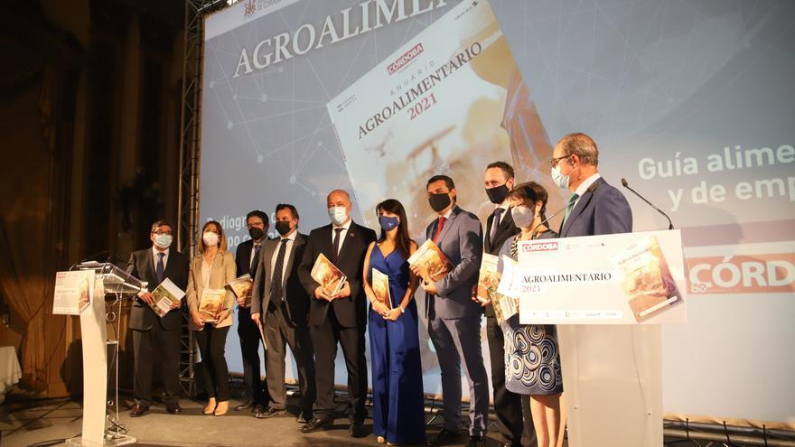 Presentación del Anuario Agroalimentario de Diario CÓRDOBA