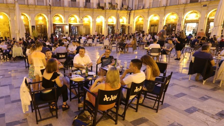 Alicante Interior pide una solución provisional para el «ocio nocturno»