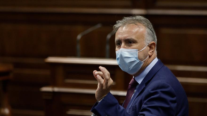 """Torres ve """"imprescindible"""" que haya PGE y demanda """"unidad"""" en el Congreso"""