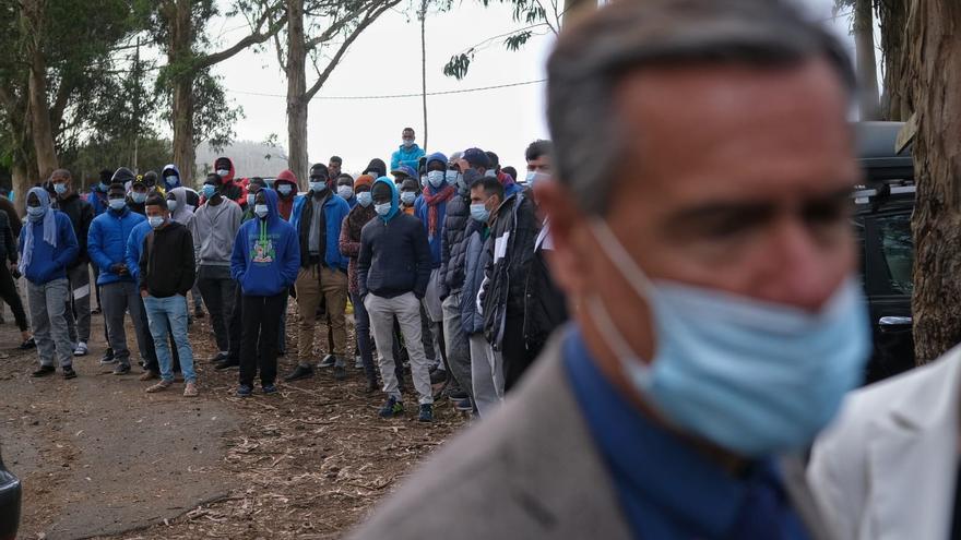 """La respuesta que se da a los inmigrantes en Las Raíces """"no es satisfactoria"""""""
