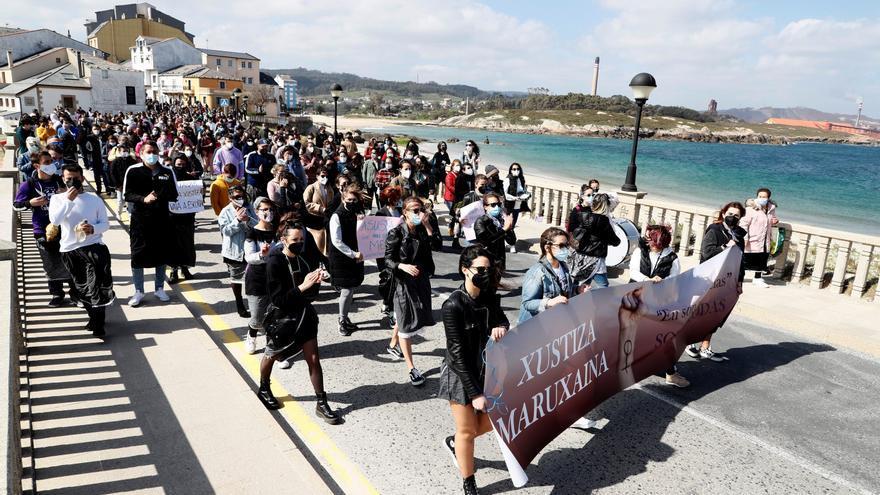 Las mujeres grabadas en Lugo cuando orinaban pelearán para que no quede impune