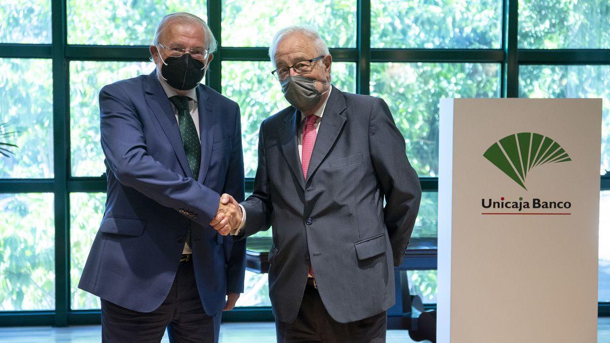 Manuel Azuaga y Pedro Rivero.