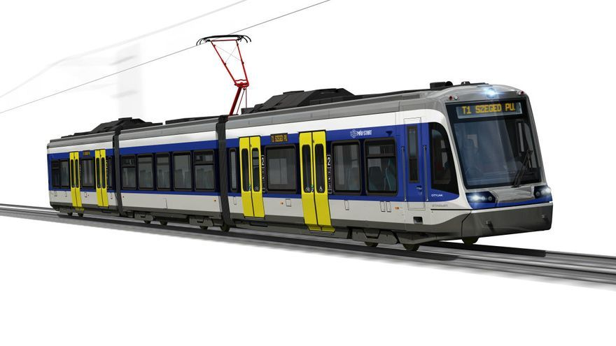Stadler suministrará 4 trenes adicionales a los ferrocarriles húngaros
