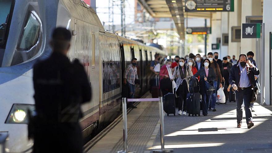 Los Verdes alemanes incluyen a València en su red de trenes nocturnos