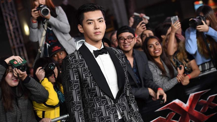 L'estrella del K-Pop Kris Wu, detingut per violació