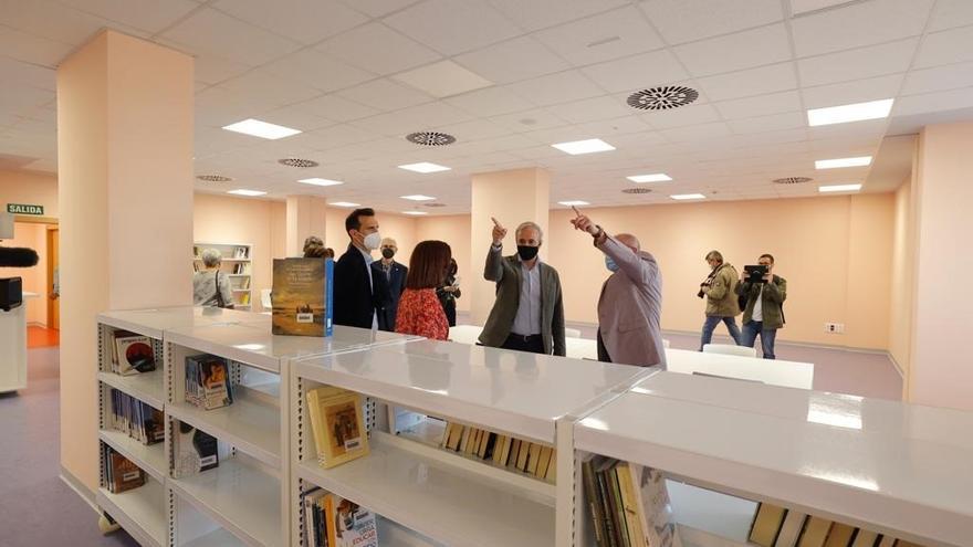 El centro cívico del Distrito Sur abre sus puertas con una sala de estudio y nuevas aulas para los vecinos