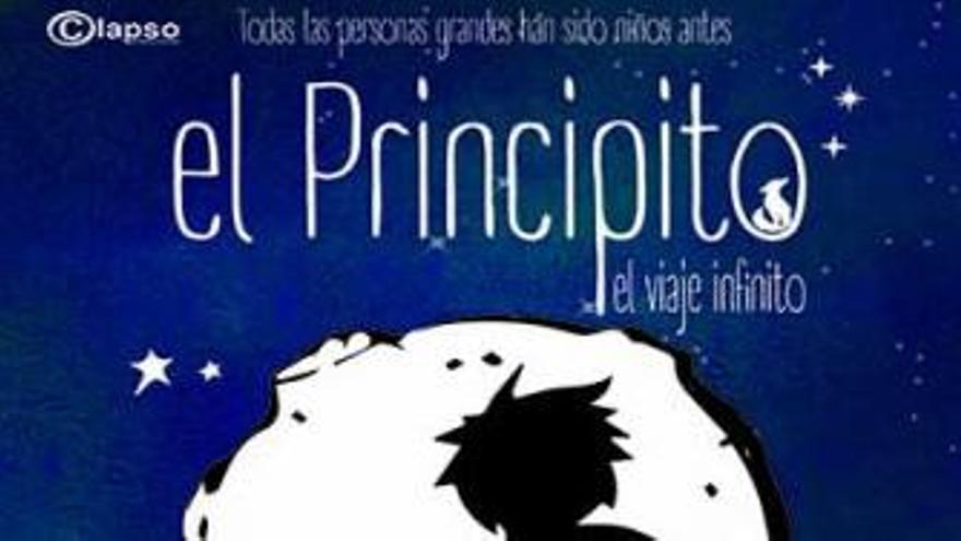 'El Principito' aterriza en el Teatro Municipal Juan Ramón Jiménez