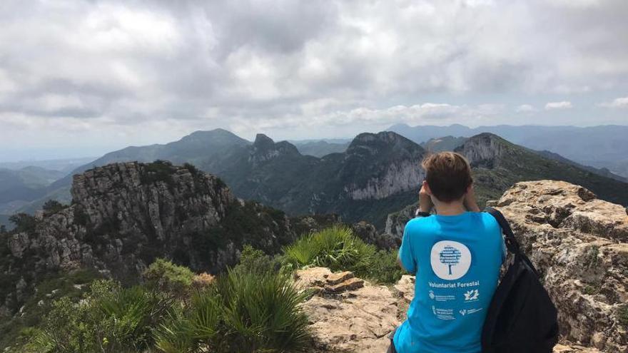 Los seis pueblos que lindan  con la Serra de Corbera se unen para protegerla