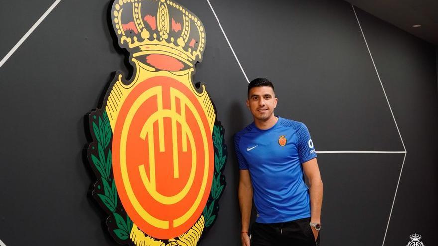 Rodrigo Battaglia, nuevo jugador del Real Mallorca