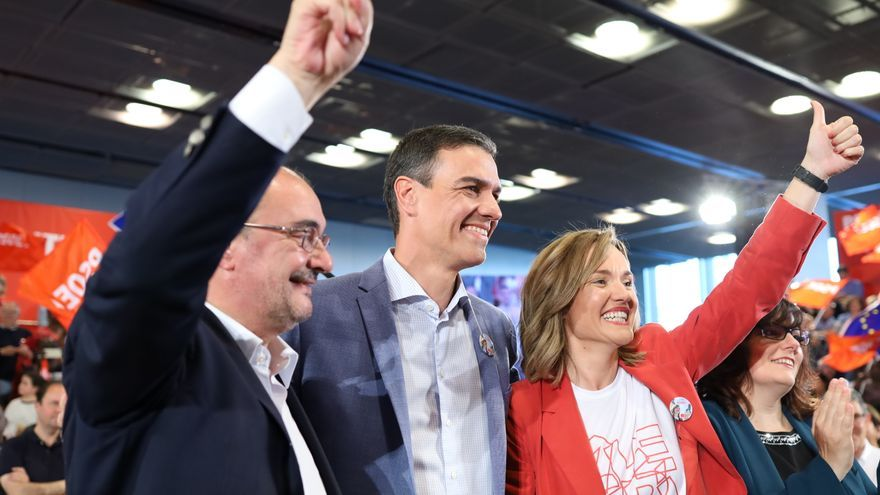 Pilar Alegría, ministra de Educación en el nuevo Gobierno de Sánchez