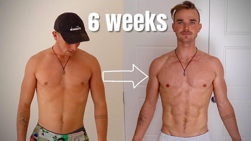 """Cómo conseguir el cuerpo de """"Thor"""" en seis semanas"""