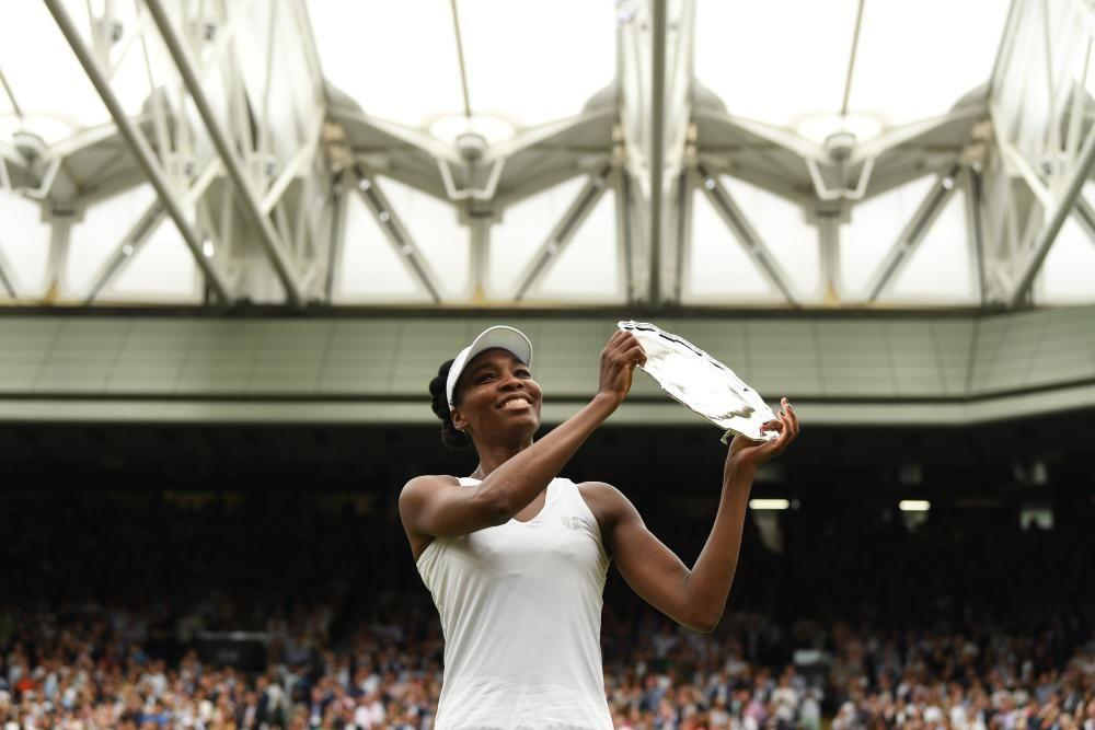 Garbiñe Muguruza se proclama campeona de Wimbledon