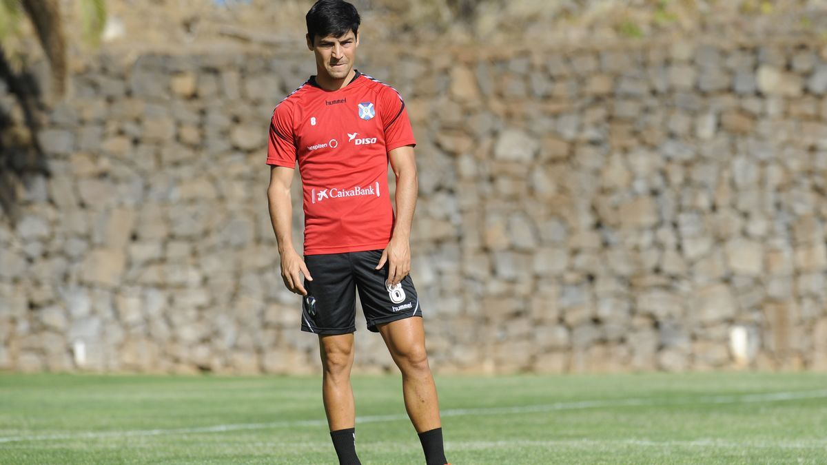 Borja Lasso, en El Mundialito.