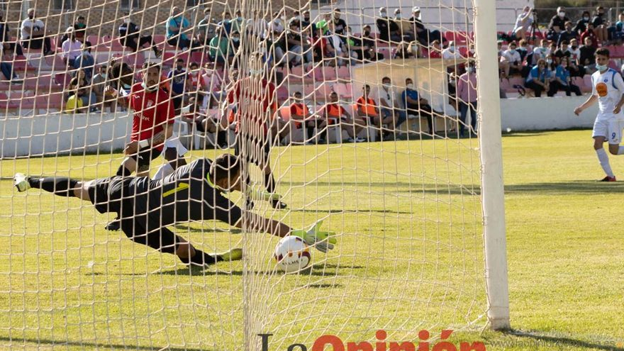 El Abarán empata al Caravaca en los últimos minutos del partido