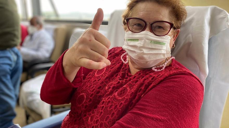 Más de 540.000 andaluces tienen ya la vacuna completa contra el covid