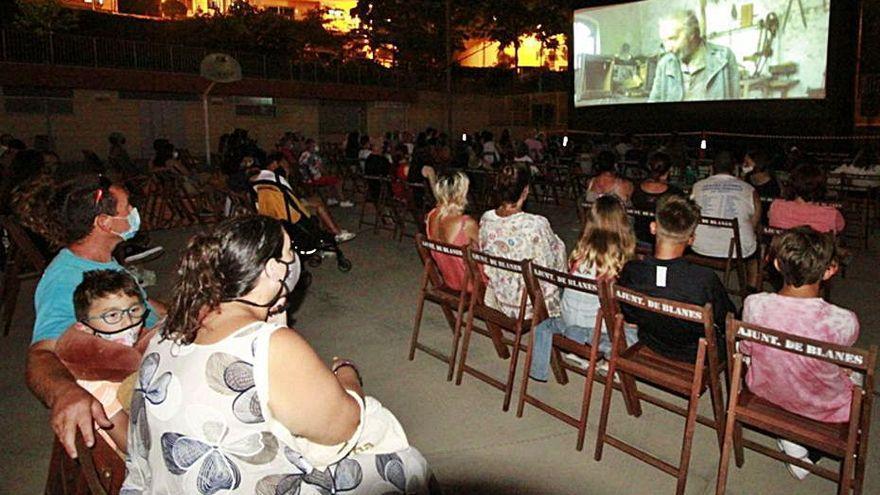 «Pinocho» en el cinema a la fresca