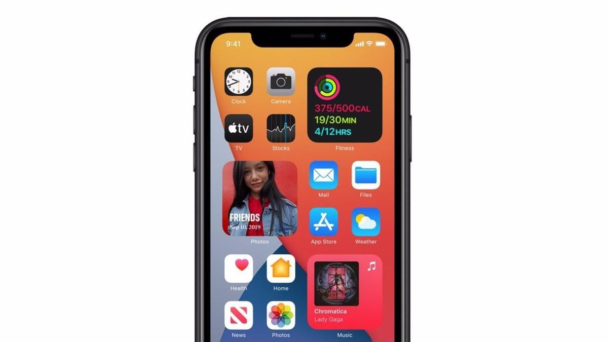 Apple iOS 14.