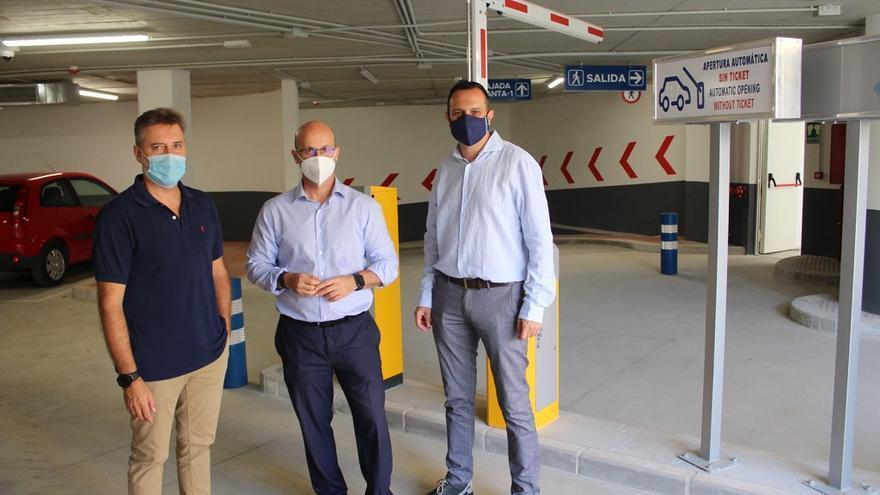 Mijas abre el plazo para solicitar plaza en el parking El Juncal