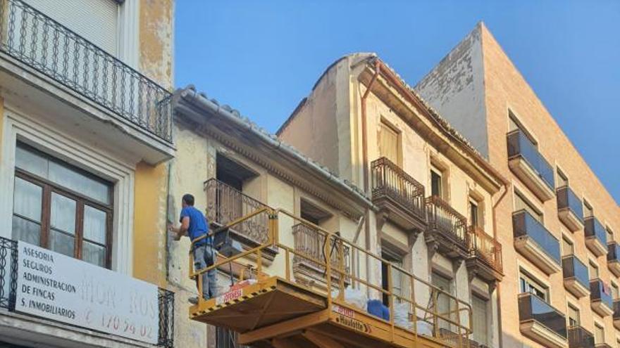 Sueca suple la inacción de los dueños de inmuebles urbanos en estado de ruina