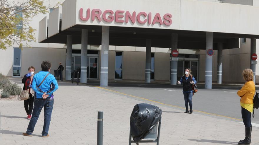Coronavirus en Elche hoy: La UCI del Vinalopó alcanza el 115% de su capacidad y obliga a habilitar más camas