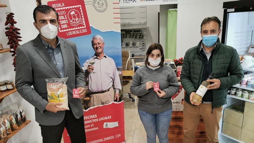 Los Realejos promueve un San Valentín 'agrosolidario'
