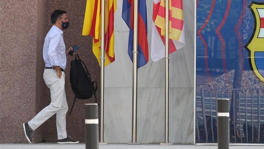 Bartomeu se niega a negociar la salida de Messi