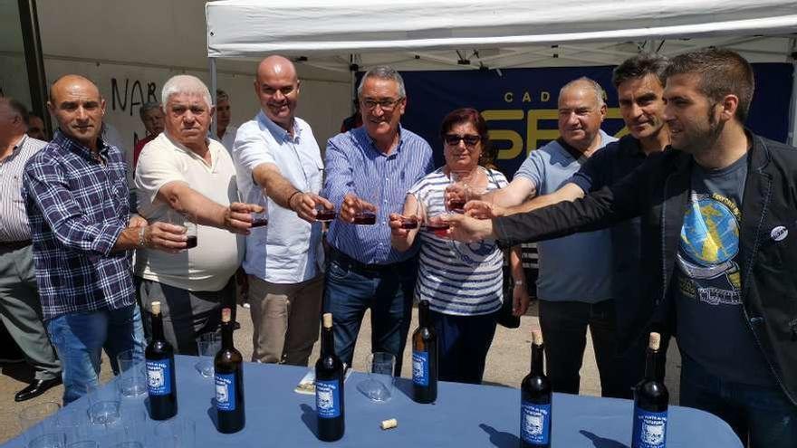 """Cela celebra desde hoy la Festa do Tinta Femia, un vino """"cada vez máis apreciado"""""""