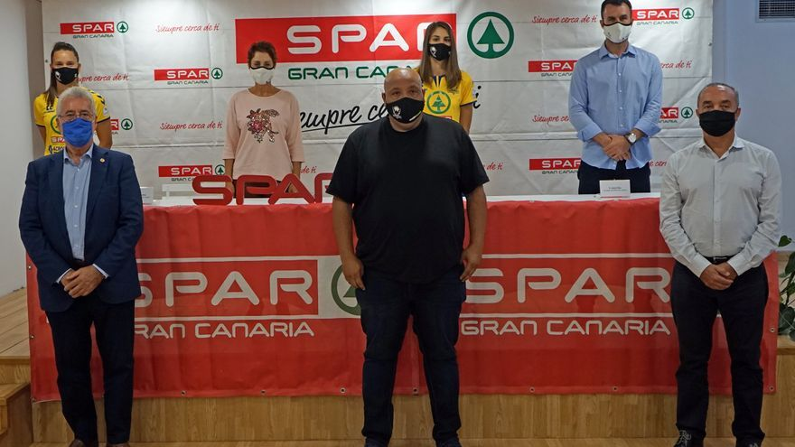 El Femarguín renueva su patrocinio con Spar