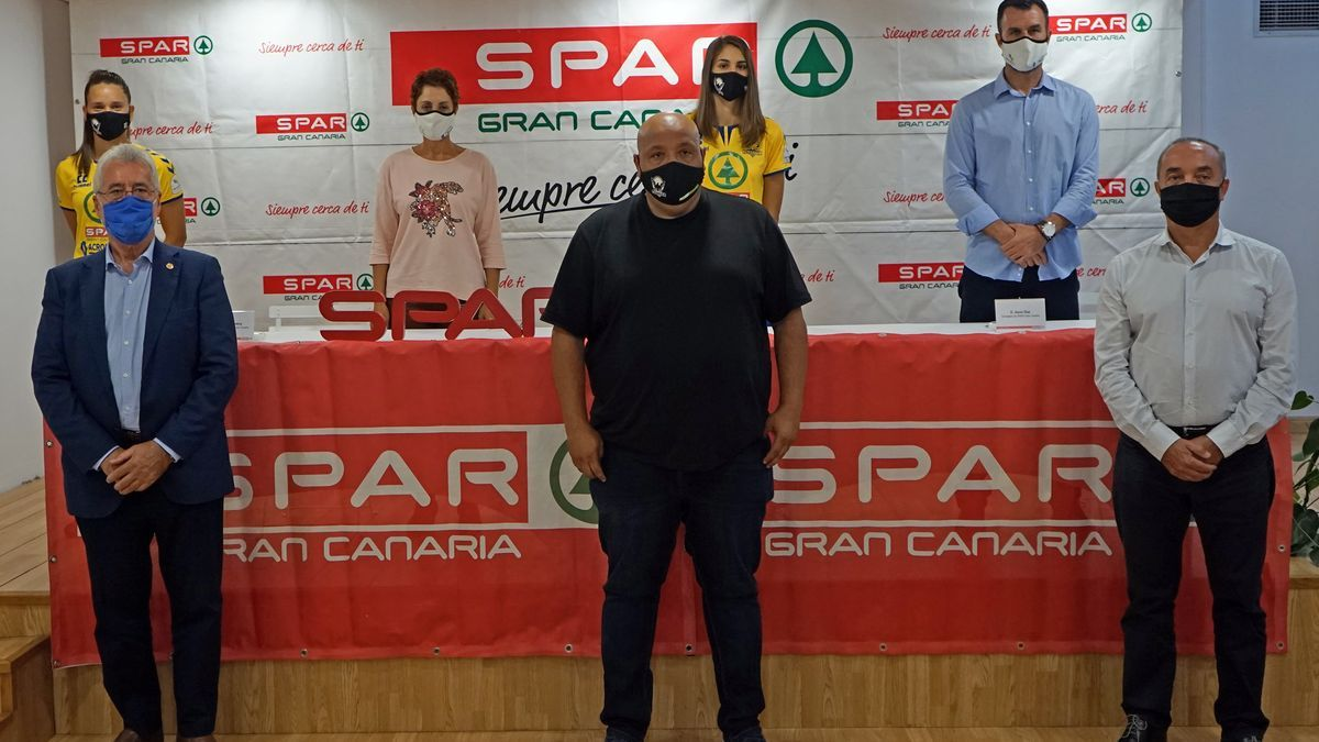 Femarguín renews its sponsorship with Spar